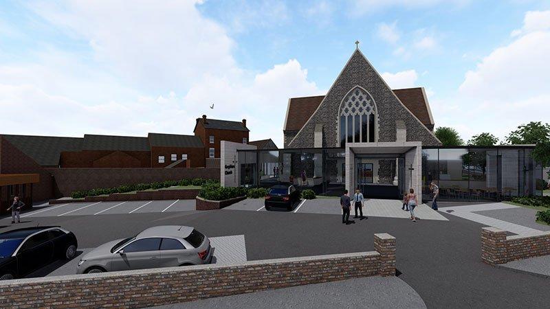 Greyfriars Church Reading