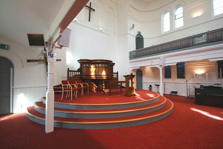 Church Architects UK