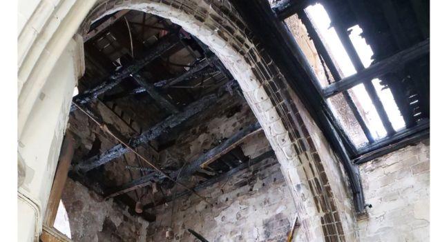 Church Building Repair