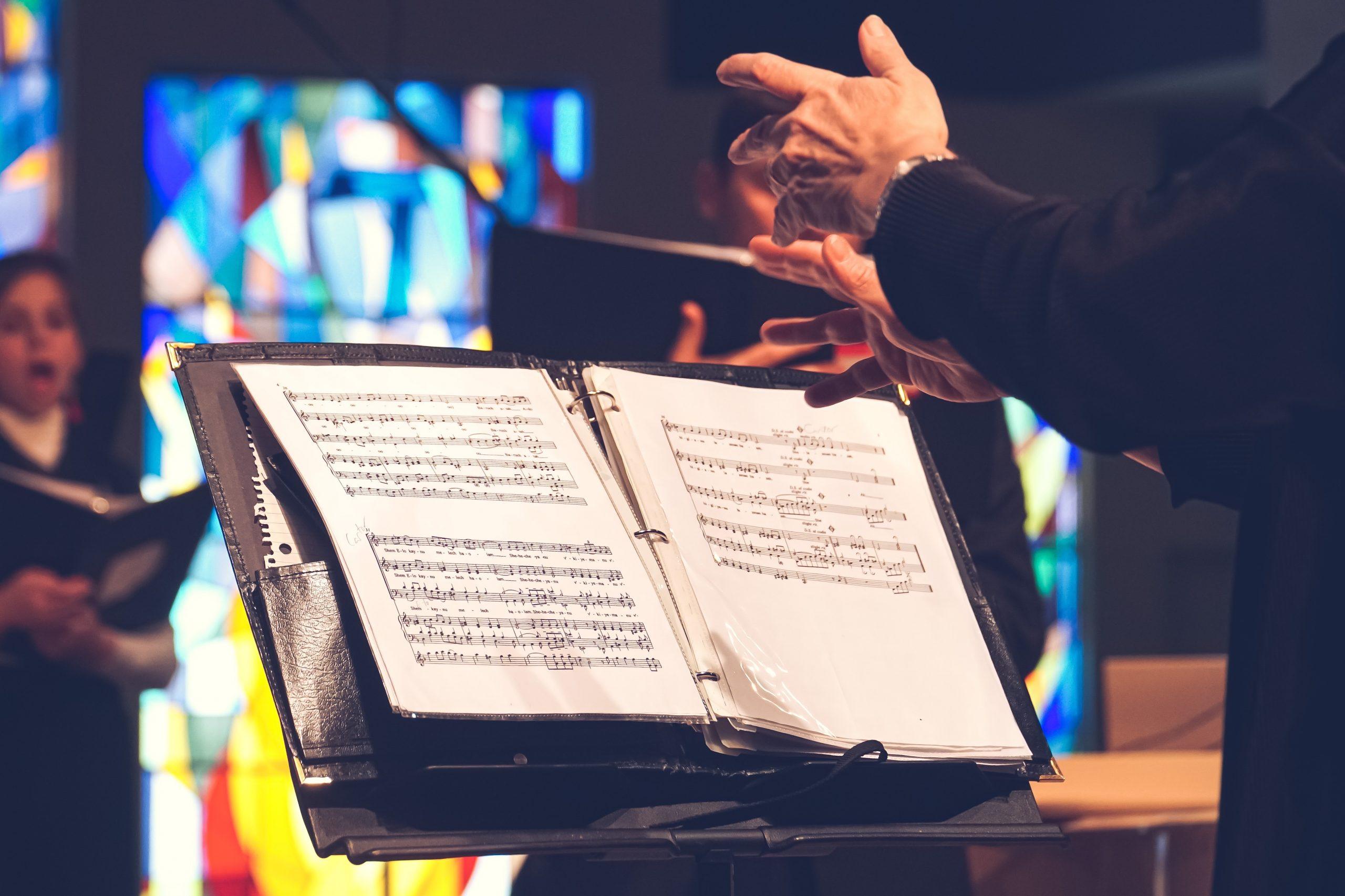 Church Music - The Blessing